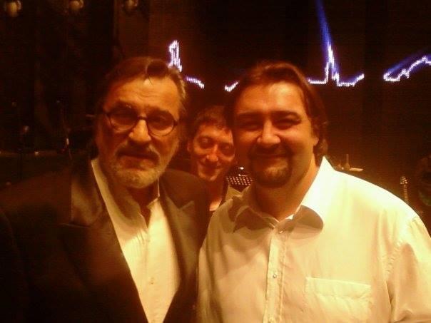Miško i Dragan Nikolić