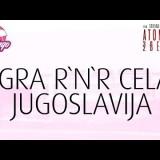 BOMBA BAND - Igra Rock & Roll cela Jugoslavija